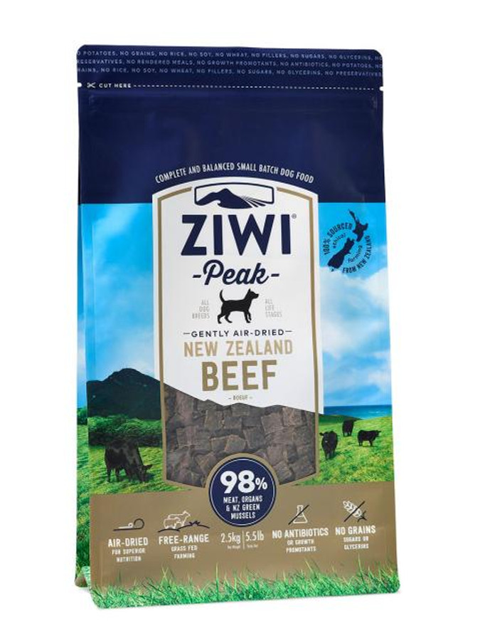 Ziwi Peak Beef For Dogs