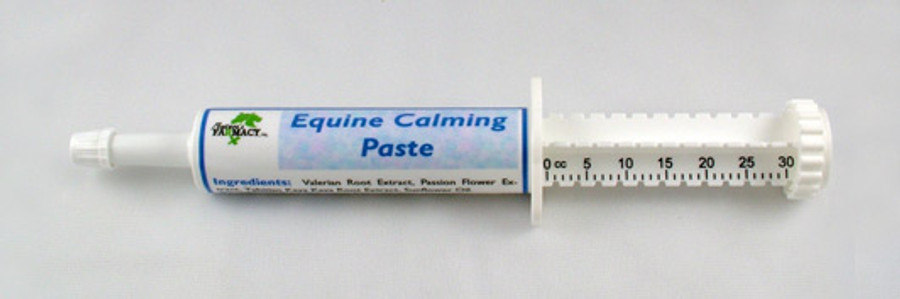 Nature's Farmacy Equine Calming Paste