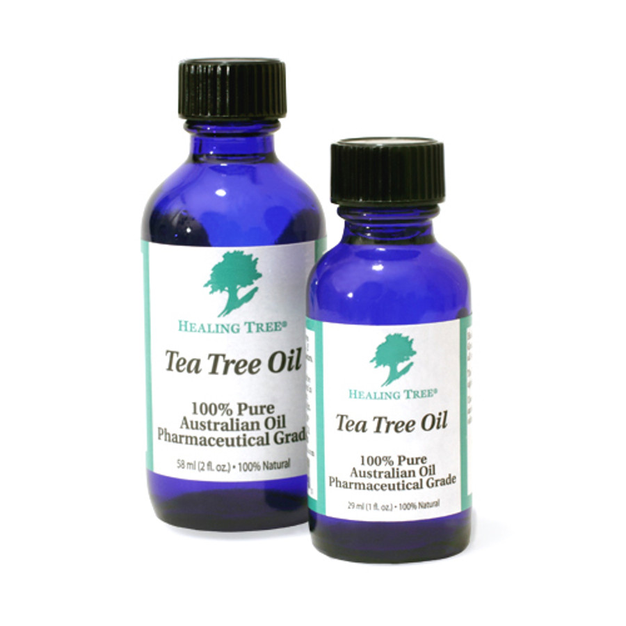 Tea Tree Oil (Healing Tree)