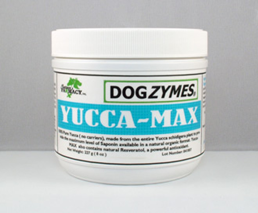 DOGZYMES Yucca-Max