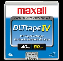 Maxell DLT IV Tape Cartridge 35/70GB