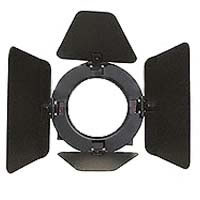 Cool-Lux 4 Leaf Rotating Barndoor Set