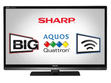 "Sharp 60"" Aquos LED Television"