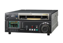 Sony HDCAM studio editing recorder VTR