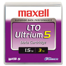 Maxell LTO Ultrium 5 Data Cartridge