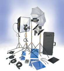Lowel DV Creator 55 Kit with LB-35 Soft Case