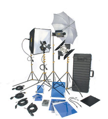 Lowel DV Creator 55 Kit with TO-84Z Hard Case