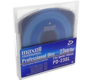 Maxell Professional Disc for XDCAM, 23 GB
