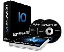 Newtek LightWave 3D 10.1 Full with Electronic Manual