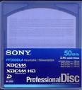 Sony PFD50DLA/2 Dual Layer XDCAM Disc