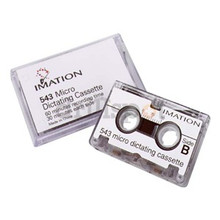 Imation 60 Minutes Dictating Microcassette