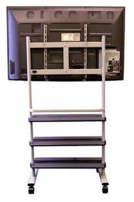 H.Wilson Flat Panal TV Cart