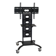 "H.Wilson 51"" Mobile Flat Panel TV Stand"