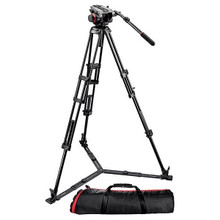 Manfrotto 504HD, 546GBK Tripod Kit