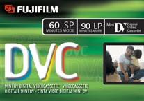 Fuji Consumer Mini DV 80 Minute Videocassette