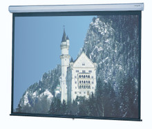 Da-lite Model C Front Projection Screen