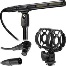 Audio-Technica Short Condenser Shotgun Microphone