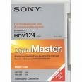 Sony Professional 124 Minute HD Digital Master Tape