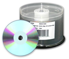 Microboards Blu-ray Media (50-disc Spindle)