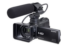 Sony Ultra Compact Pro AVCHD Camcorder