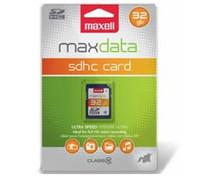 Maxell 16GB Flash Memory Card