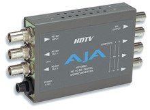 Aja Miniature Digital Downconverter