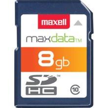 Maxell 8GB Flash Memory Card