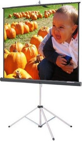 Da-Lite Picture King Portable Tripod Front Projection Screen