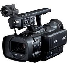 JVC 4K Compact Handheld Camcorder