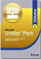 Newtek LiveSet Software Pack