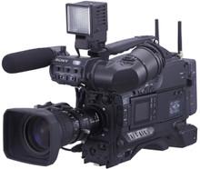 "Sony 2/3"" 3 CDD DVCAM Camcorder"