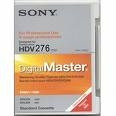 Sony DVCAM High Definition 276 Minute Digital Master Video