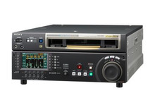 Sony HDCAM Studio Editing Recorder with Digital Betacam