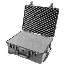Pelican Recessed Wheeled Watertight Case with Wheels