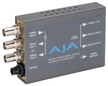 Aja SDI to Analog Audio/Video Converter