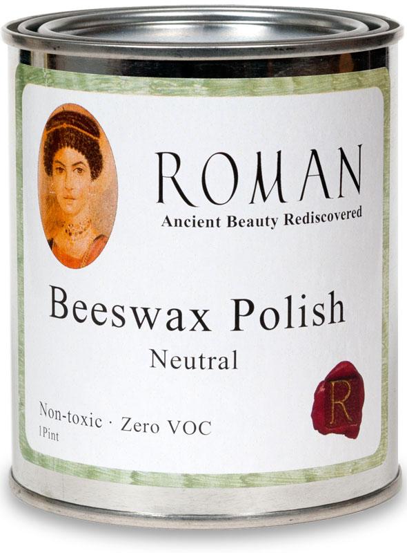 Roman Beeswax Polish