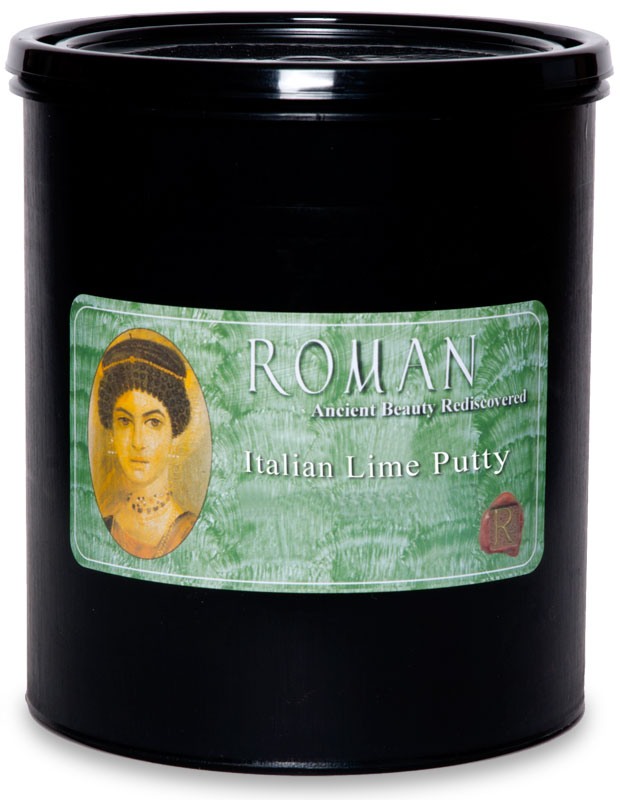 Roman Italian Lime Putty