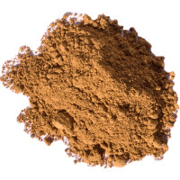 Amber Ocher Dunkel Pigment Orange Powder Pigment
