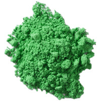 Medium Green Parrot Pigment Green Powder Pigment