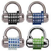 1534D Combination Speed Dial Padlock