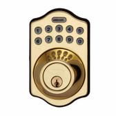 Lockstate RemoteLock DB500i Brass