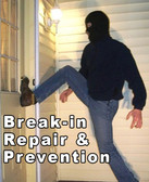 Calgary's Break-in Repair & Prevention