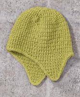 W697 Ear Flap Cap