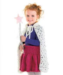 Toto Kids Fairy Cape