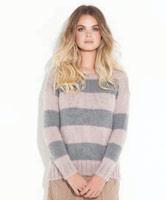 W629 Wool Mohair Jumper