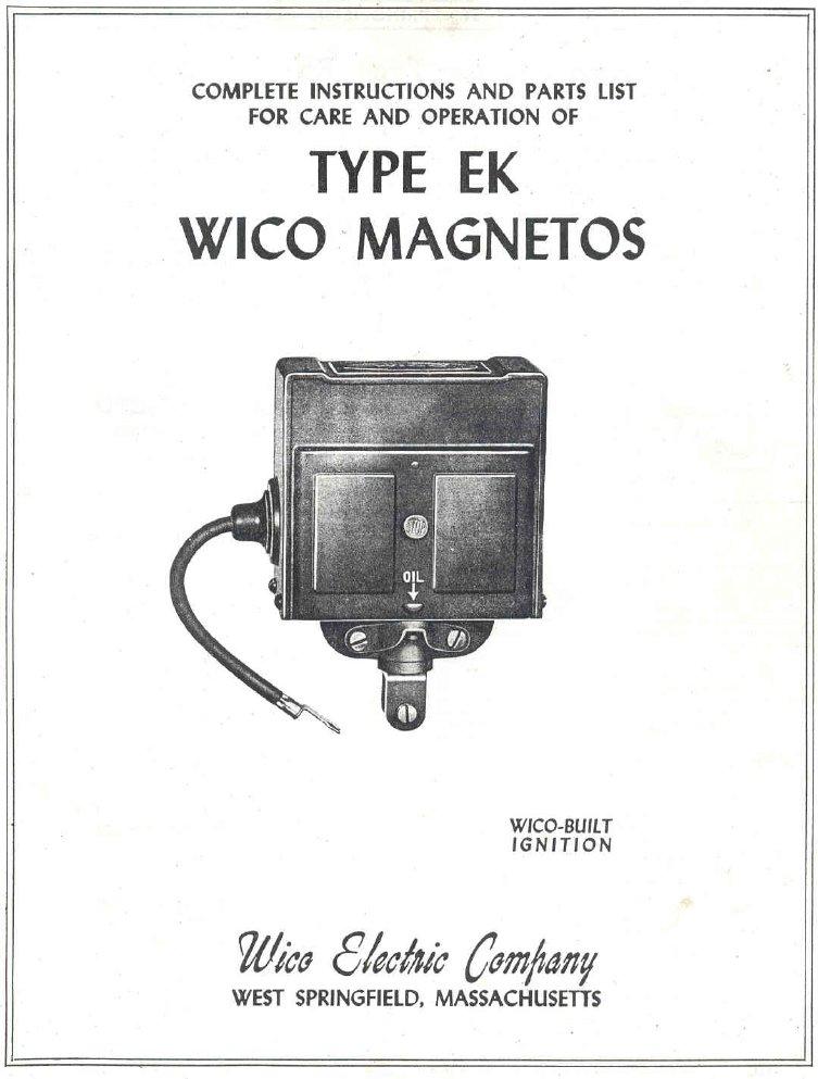 wico ek magneto service information ek1 skinny jpg