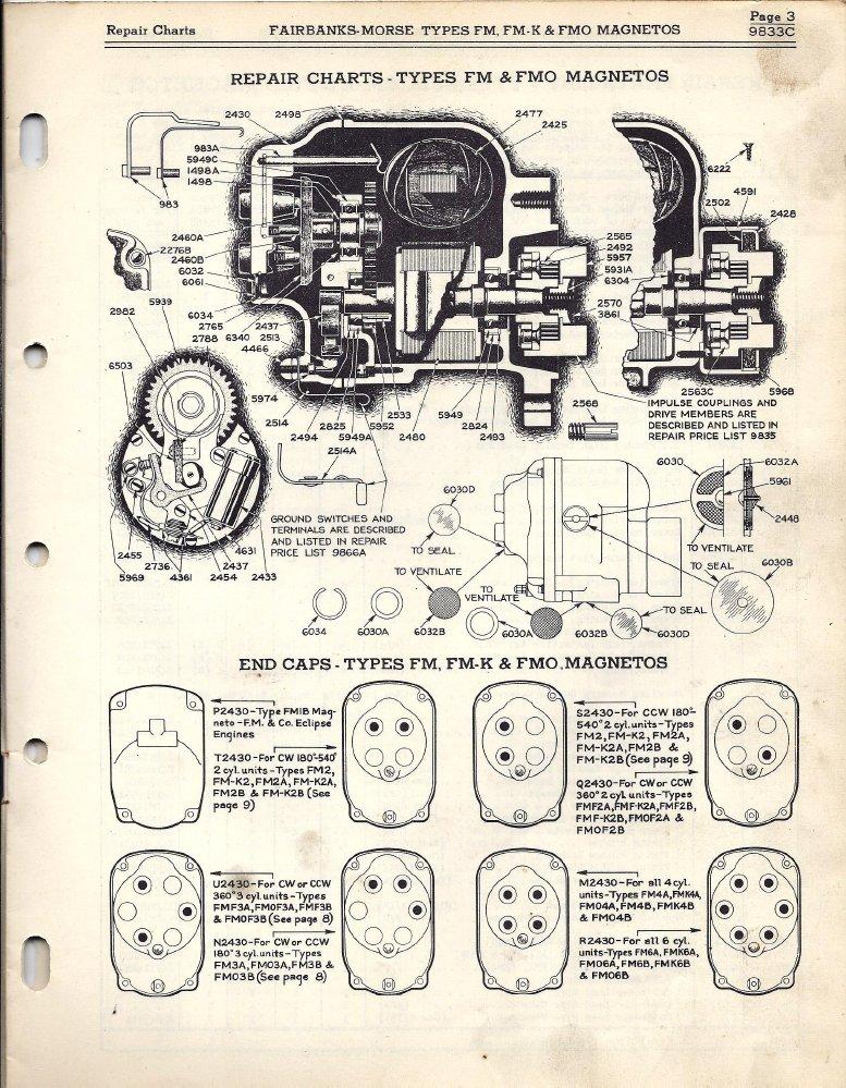 fairbanks morse magneto wiring diagram   38 wiring diagram
