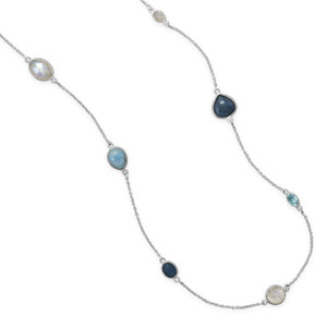 Blue Waters Necklace