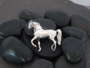 Horse Standing Pin