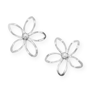 Fresh Cut Flowers Earrings